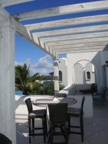 Terraço de casa privativa