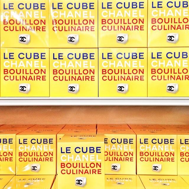 Cube Chanel - Foto: Garance Doré (instagram)