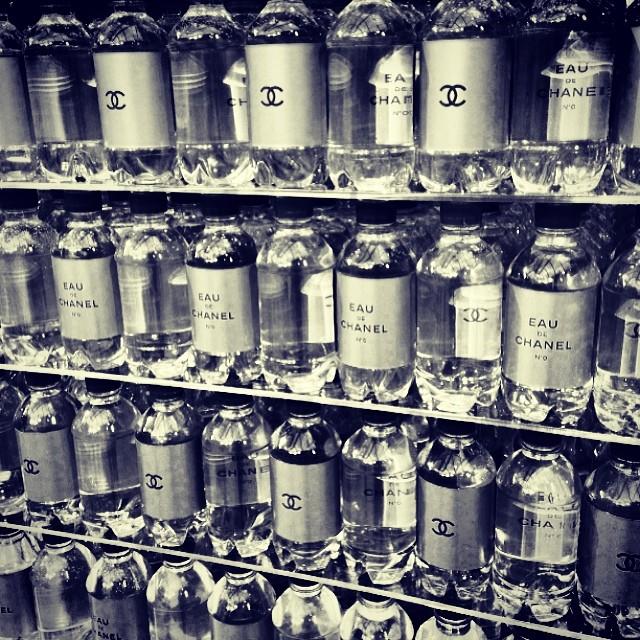 Eau de Chanel - Foto: Inès de la Fressange (instagram)