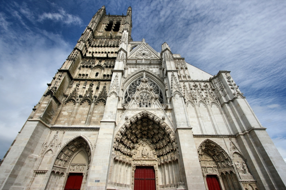 Auxerre Cathedral