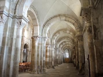 Nave da basílica