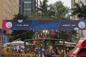 Foto: E.Kore / Apéritif à la française em São Paulo