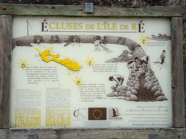 As Écluses, patrimônio historico