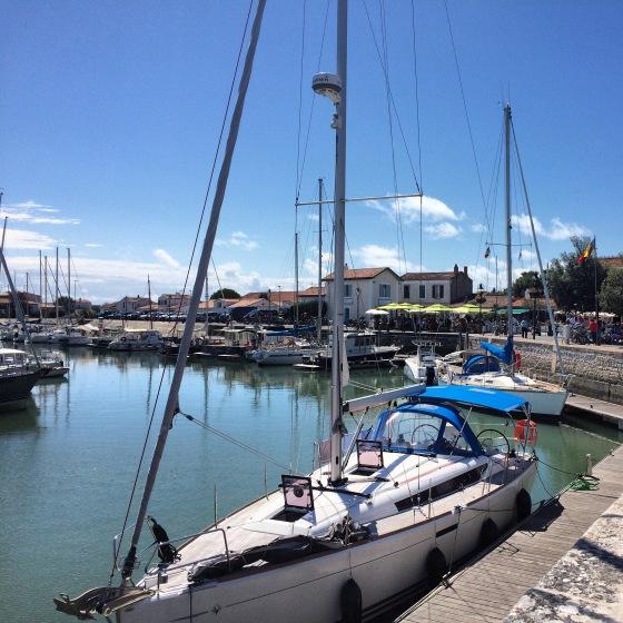 o porto de Ars